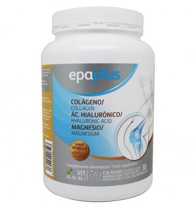 Epaplus Colágeno Hialuronico Magnesio Vainilla 325 g