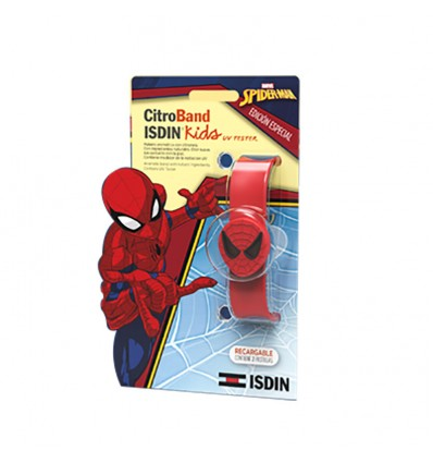 Isdin Antimosquitos Citroband Kids Spiderman