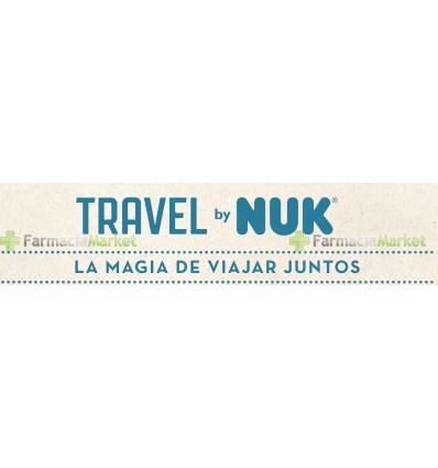 Nuk Biberon Silicona Travel 1M Niño 300ml
