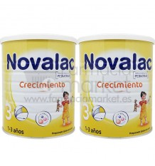 Novalac 3  Crecimiento 800 g Duplo Promocion