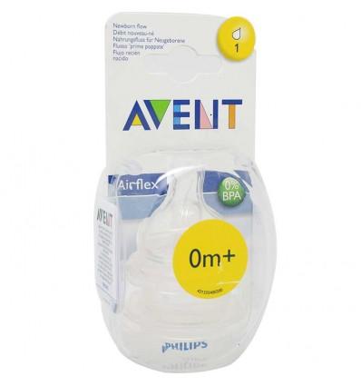 Avent Classic Tetina Nivel 1 Flujo Recien nacido