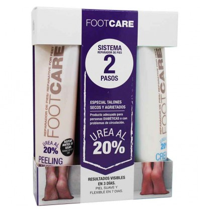 Th Pharma Footcare Crema de pies Pack Peeling