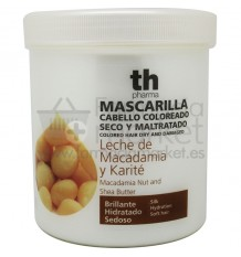 Th Pharma Mascarilla Macadamia Karite 700 ml