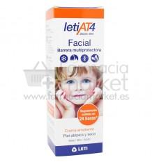 Leti At-4 Crema Facial 100 ml