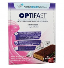 Optifast Natillas Vainilla 9 sobres