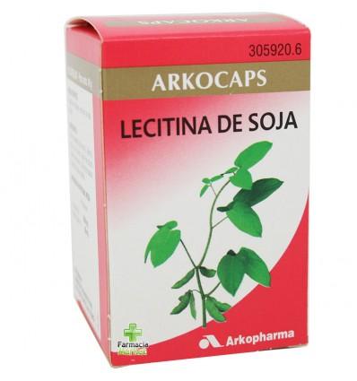 Arkocapsulas Lecitina de Soja 200 capsulas Envase Ahorro