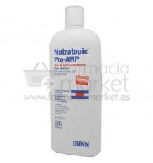 Nutratopic Pro Amp Isdin Gel Baño emoliente 750 ml