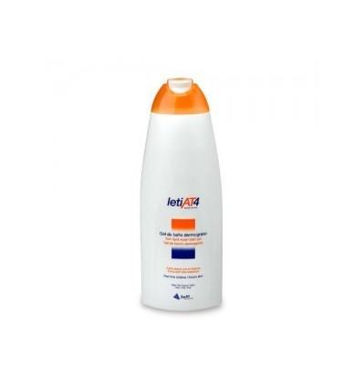 leti at 4 gel de baño dermograso 750 ml
