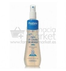 Mustela Bebe Agua de Colonia Sin Alcohol 200ml