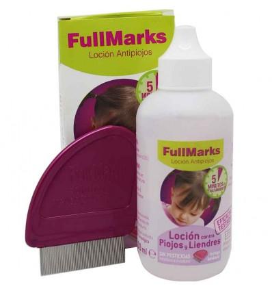 FullMarks Solución Pediculicida 100ml