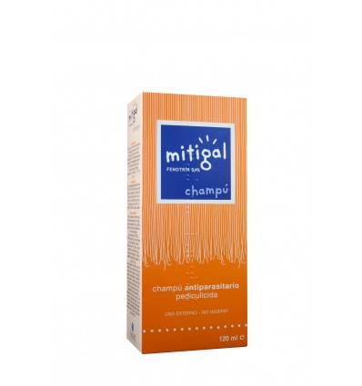 Mitigal Champú 120 ml