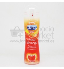 Durex Lubricante Play Fresa 50 ml