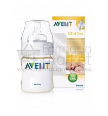 Avent Classic Biberon 125ml sin BPA