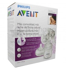 avent sacaleches manual confort