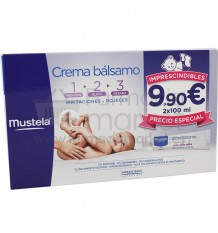 Mustela Bebe Crema Balsamo 2 x 100 ml