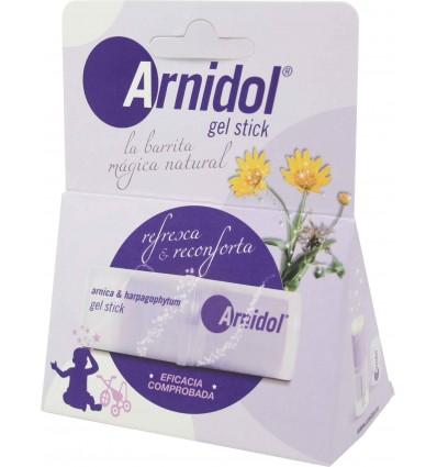 arnidol gel stick golpes