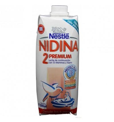 Nidina 2 Premium Liquida 500 ml