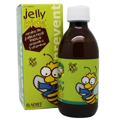 Jelly Kids Prevent 250 ml Eladiet