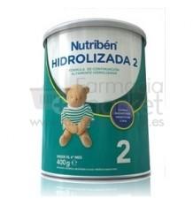 Nutriben Hidrolizada 2 400 g