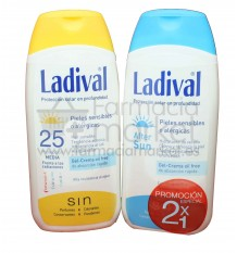 Ladival 25 Crema 200 ml