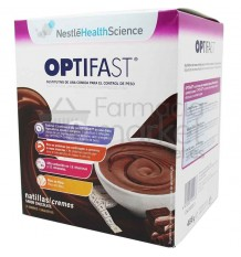 Natilla Optifast Chocolate