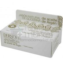 Dernove Jabon Natural de Glicerina De Aceite de Argan 100 g