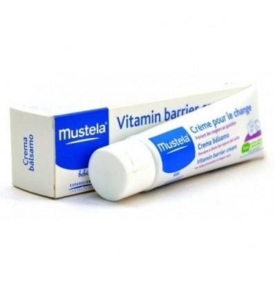 Mustela Bebe Crema Balsamo 100 ml