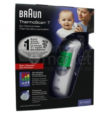Braun Termometro Thermoscan 7 IRT 6520