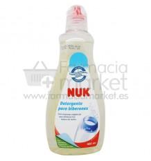 Nuk Detergente Limpia Biberones Chupetes 500 ml