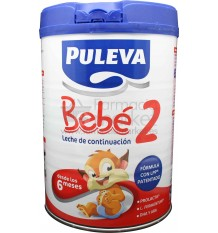 ingredientes puleva bebe 2