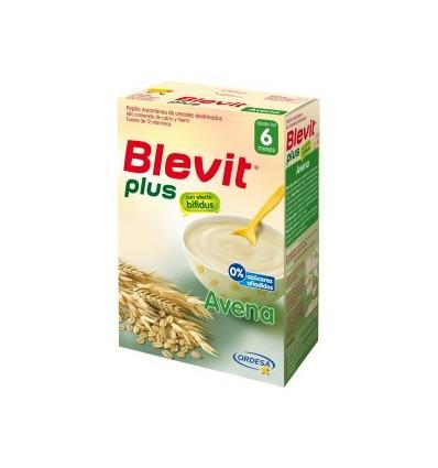 Blevit Plus Cereales Papilla Avena 300 g