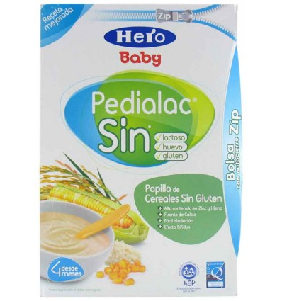 Pedialac Cereales Sin Gluten 500g