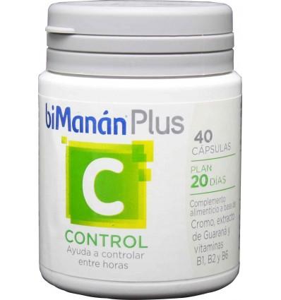 Bimanan Plus C Control entre horas