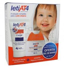 Leti At-4 Crema facial 50 ml Promocion