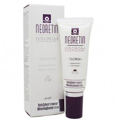 Neoretin Discrom Control Gelcream SPF50 40 ml