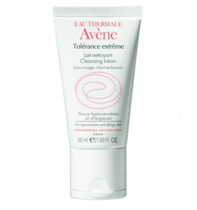 Avene Tolerance Leche Limpiadora Extreme 50 ml