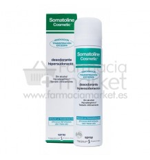 Somatoline Desodorante Hipersudoracion Spray 75ml