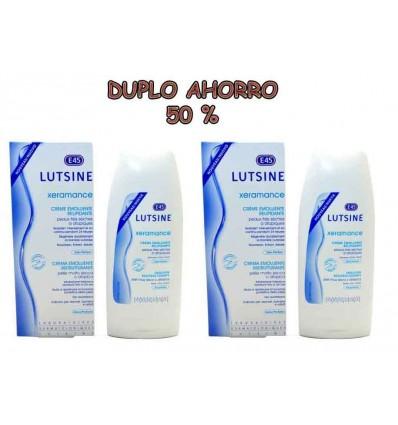 Lutsine xeramance emulsion resstructurante 400