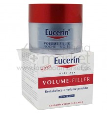 Eucerin Volume Filler noche 50 ml