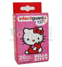 Tiritas Hello Kitty 20 unidades