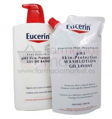 eucerin ph5 gel promocion regalo