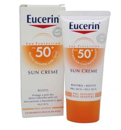 Eucerin Crema Solar Rostro