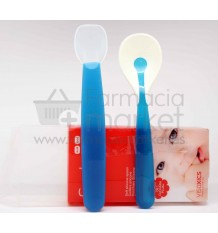 Visoxics Cuchara Silicona Pack