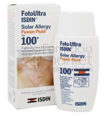 Fotoultra Isdin 100 Ultra Solar Allergy Fusion Fluid 50 ml