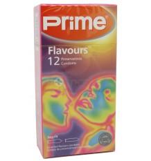Prime Preservativos Flavours 12 unds
