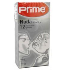 Prime Preservativo Nuda Ultra fino 12 unds
