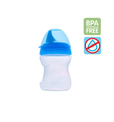 Mam Baby Biberon Learn To Drink Cup 190 ml Azul