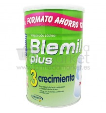 Blemil 3 plus formato ahorro ingredientes