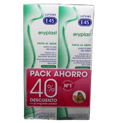 Lutsine Eryplast Duplo Pasta al Agua 75 gramos
