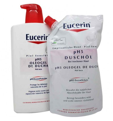 Eucerin Ph5 Oleogel 1000 ml